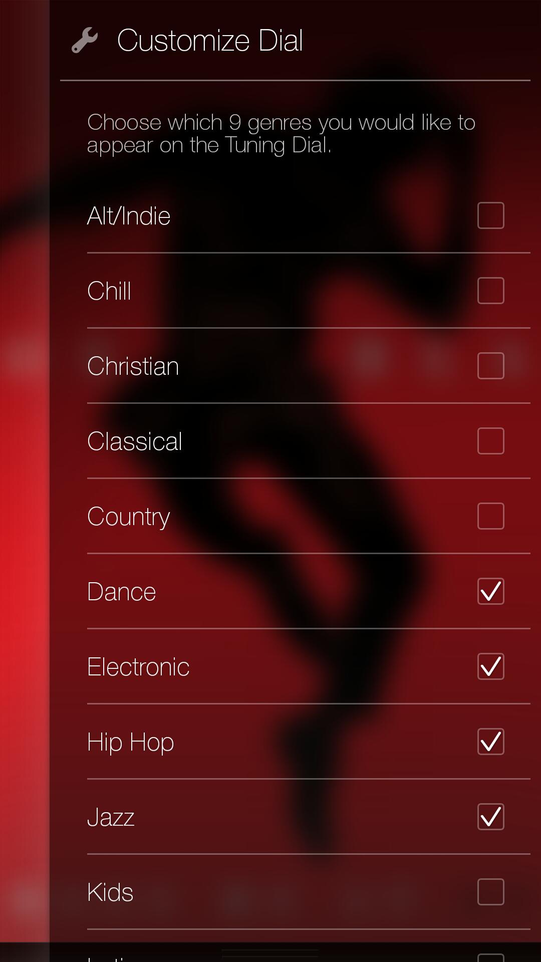 Samsung Milk Music Streaming App - Screenshot -Cruz - TechWeLike  (5)