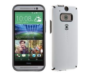 Speck CandyShell Case  White - for HTC One M8 - Tech We Like - Cruz