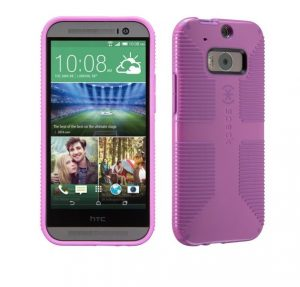 Speck CandyShell Grip Case - for HTC One M8 - Tech We Like - Cruz