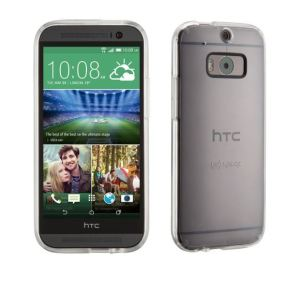 Speck GemShell (Clear) Case - for HTC One M8 - Tech We Like - Cruz