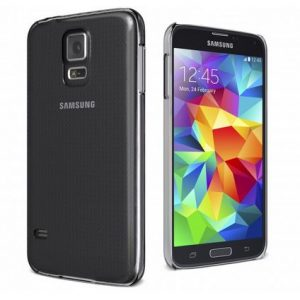 Guide Best Cases for Samsung Galaxy S5 - Cygnett Aerogrip - Clear PC Hard Case for Samsung Galaxy S5 - Tech We Like