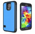 Guide Best Cases for Samsung Galaxy S5 - Cygnett Workmate Evolution - Blue - Black Protective Case for Samsung Galaxy S5- Tech We Like