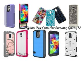 Guide Best Cases for Samsung Galaxy S5 #GalaxyS5