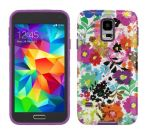 Guide Best Cases for Samsung Galaxy S5  - Speck CandyShell Inked Case for GalaxyS5 Floral - Tech We Like