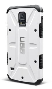Guide Best Cases for Samsung Galaxy S5  - Urban Armor Gear Case UAG White  - Tech We Like