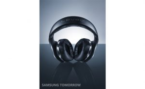 Samsung Level-Headphones -Over-Ear-Black