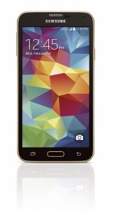 Samsung_Galaxy Gold GS5 Front