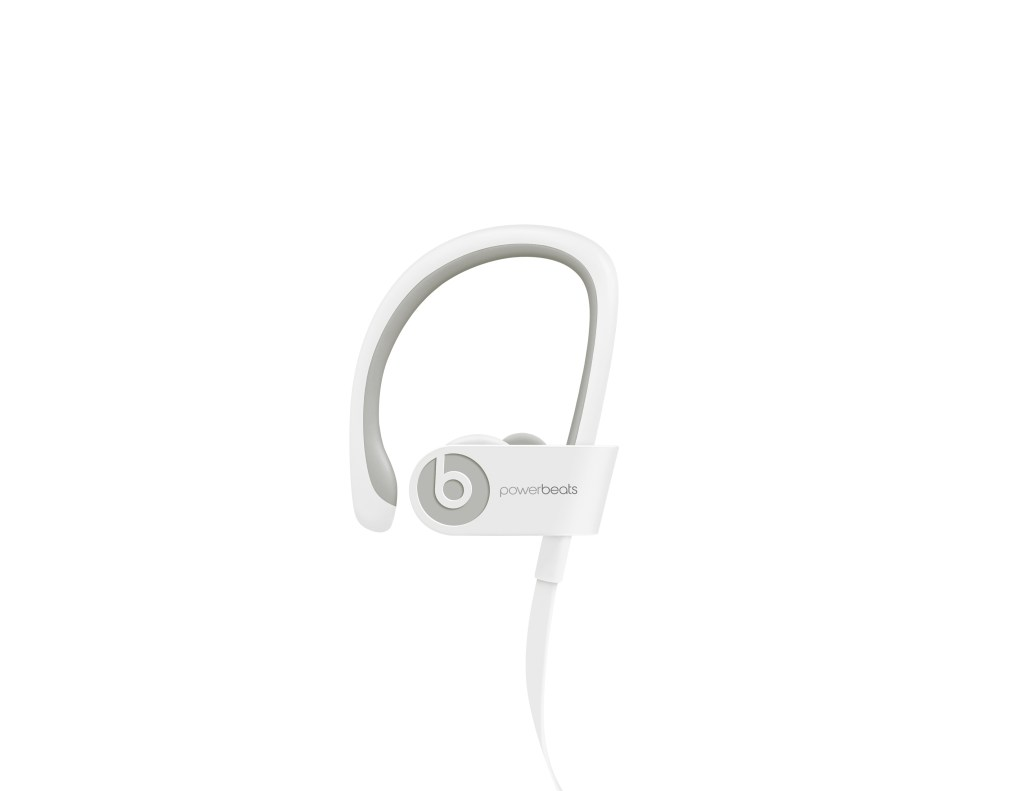 Beats Electronics - powerbeats2 -Wireless- Headphones -white-front