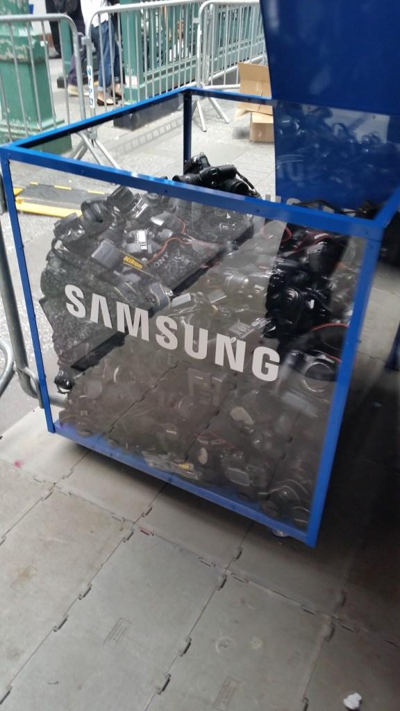 #DITCHtheDSLR Event - Samsung - Bin