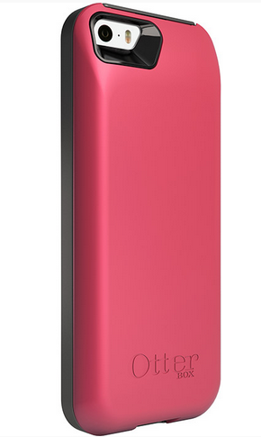 Otterbox Resurgence Power Case for iPhone 5 :5S - Pink