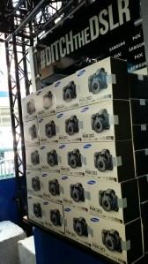 Samsung #DITCHtheDSLR Event Recap - Analie Cruz - 2014 - NX30 Camera