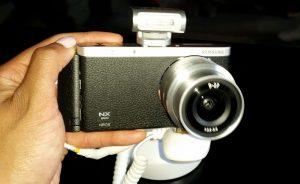 Samsung #DITCHtheDSLR Event Recap - NX Mini Camera