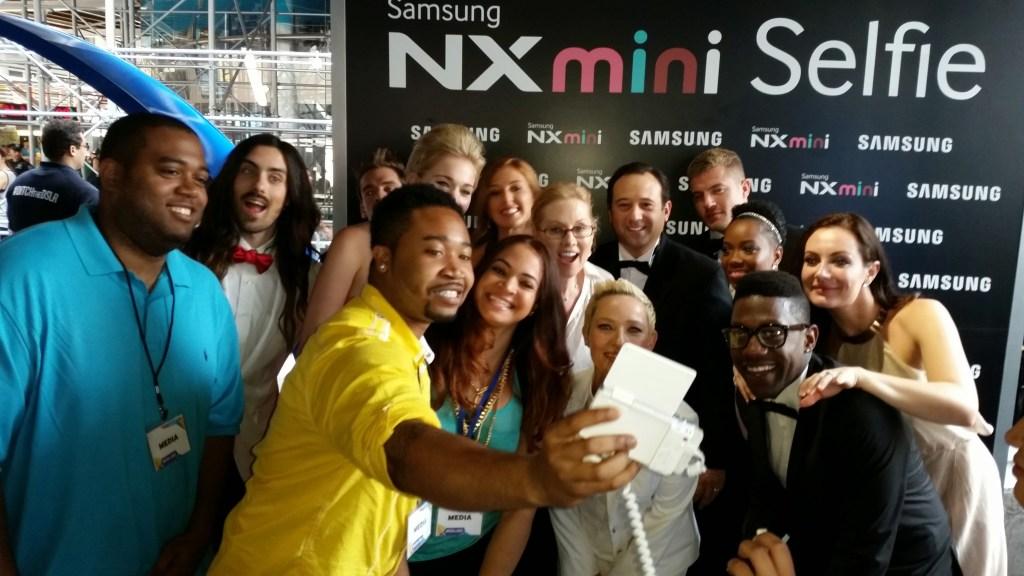 Samsung #DITCHtheDSLR Event Recap -Selfie With NX Mini
