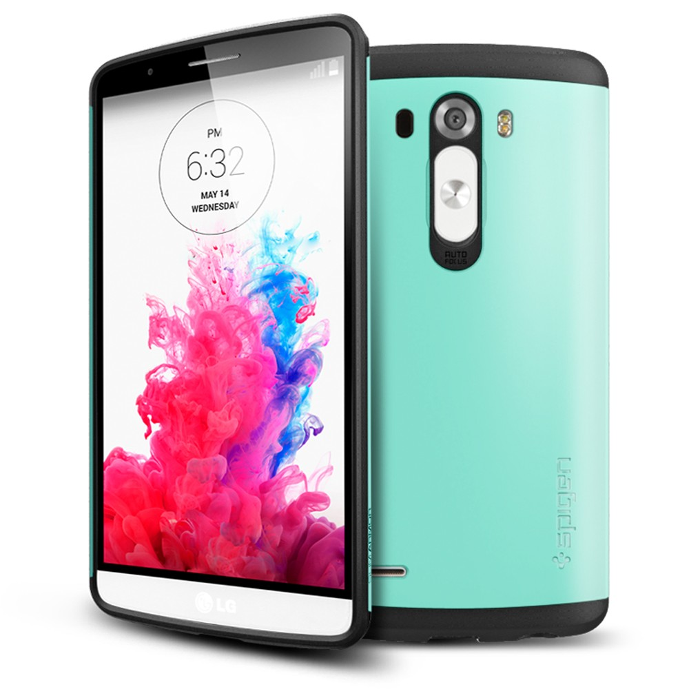 Cases for LG G3 - Spigen Slim Armor Case LGG3