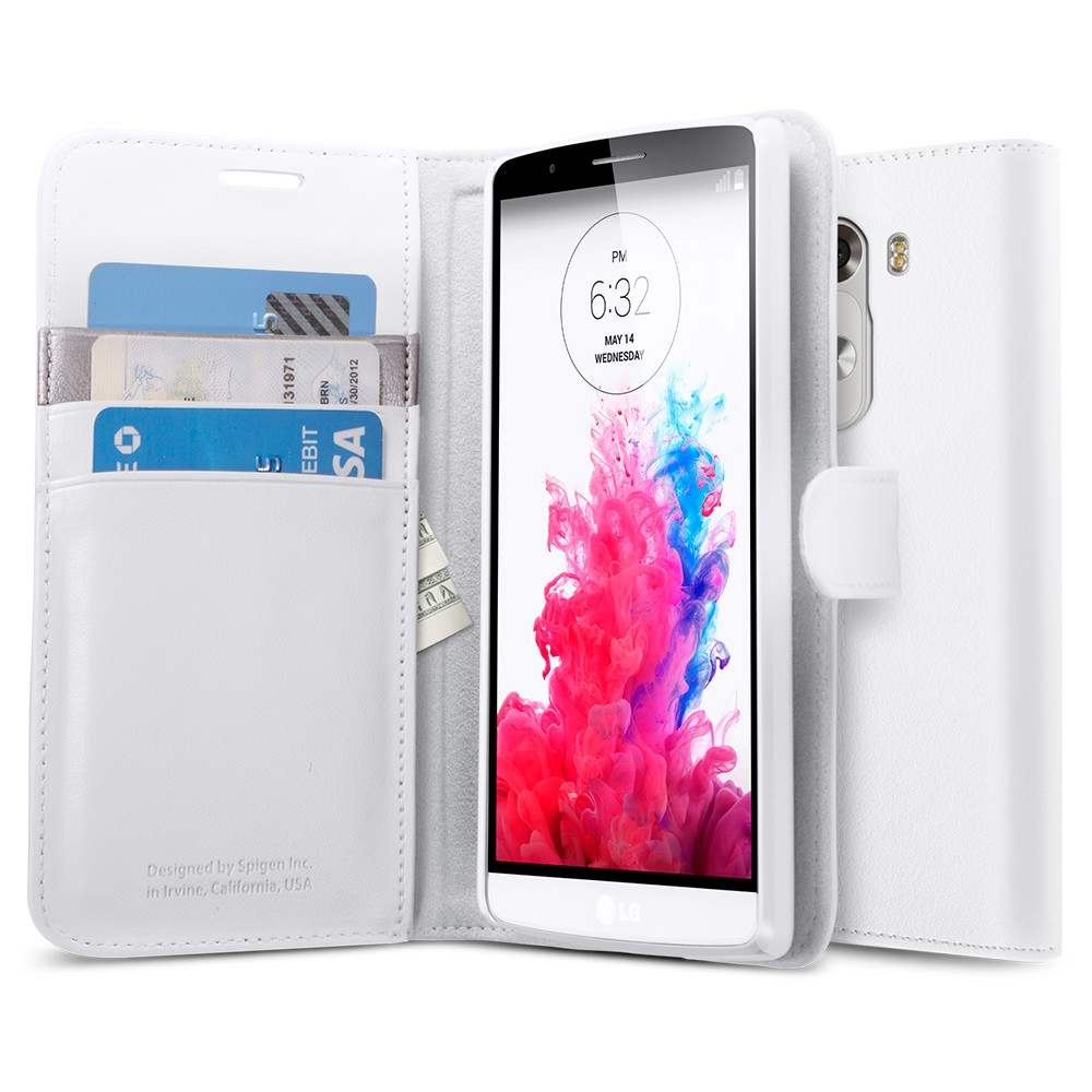 Cases for LG G3 - Spigen Wallet S case - LGG3