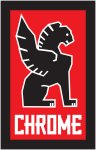 Chrome Industries - Forged Rubber - Official Logo