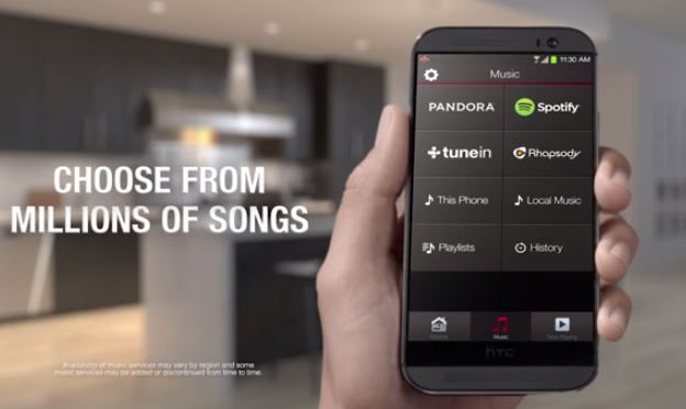 Denon HEOS - HEOS by Denon Hi-Fi Wireless Speakers- App - Streaming Services