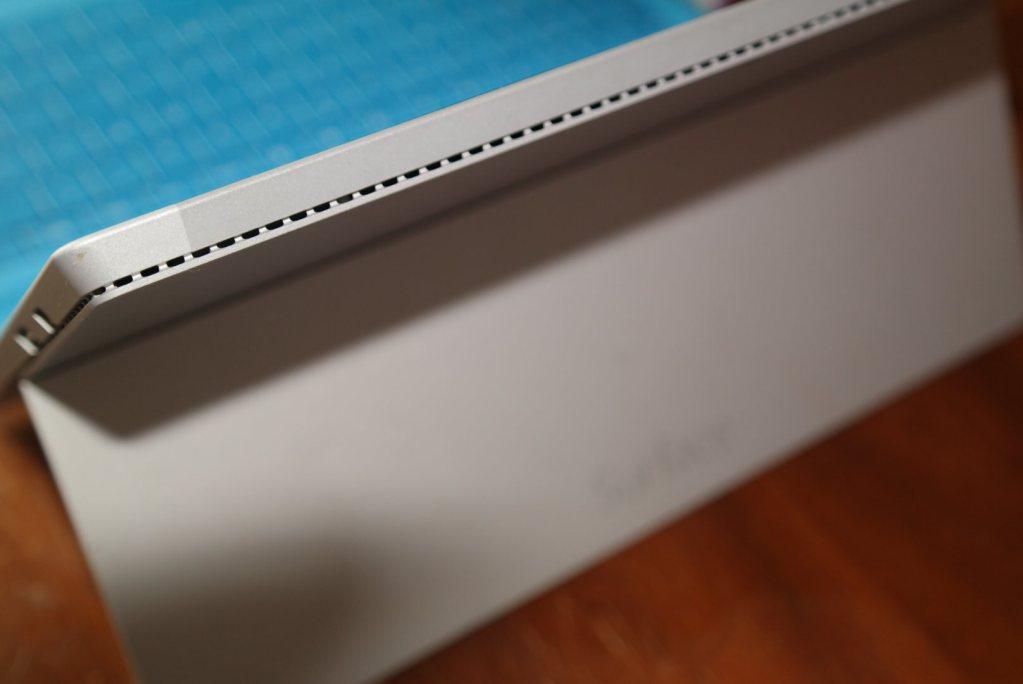 Microsoft Surface Pro 3 2-in-1 Review - Fan