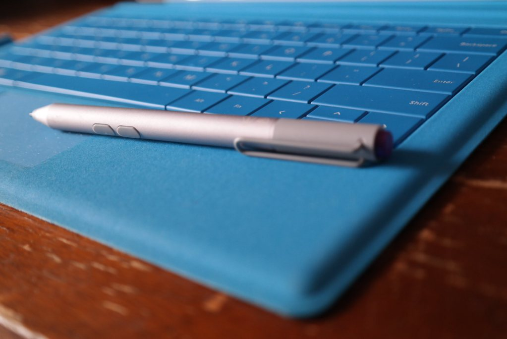 Microsoft Surface Pro 3 2-in-1 Review - Surface Pen 1