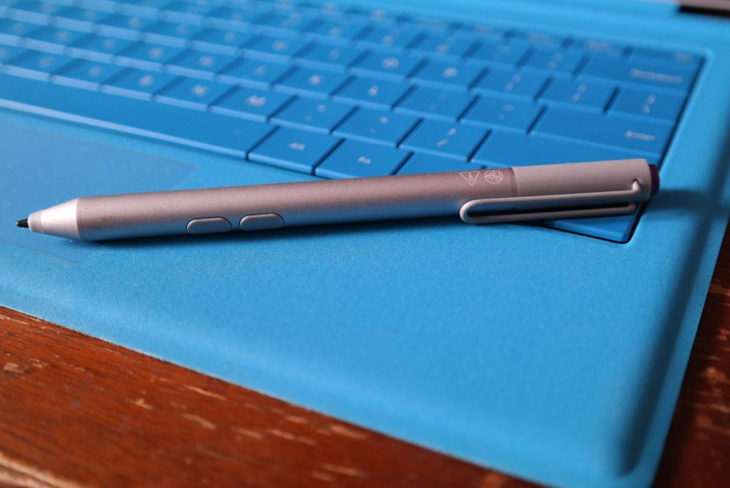 Microsoft Surface Pro 3 2-in-1 Review - Surface Pen