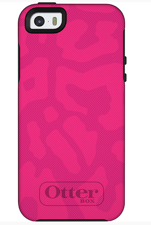 Otterbox Symmetry Series Case Review - Cheetah Pink iPhone 5 5S - Cruz