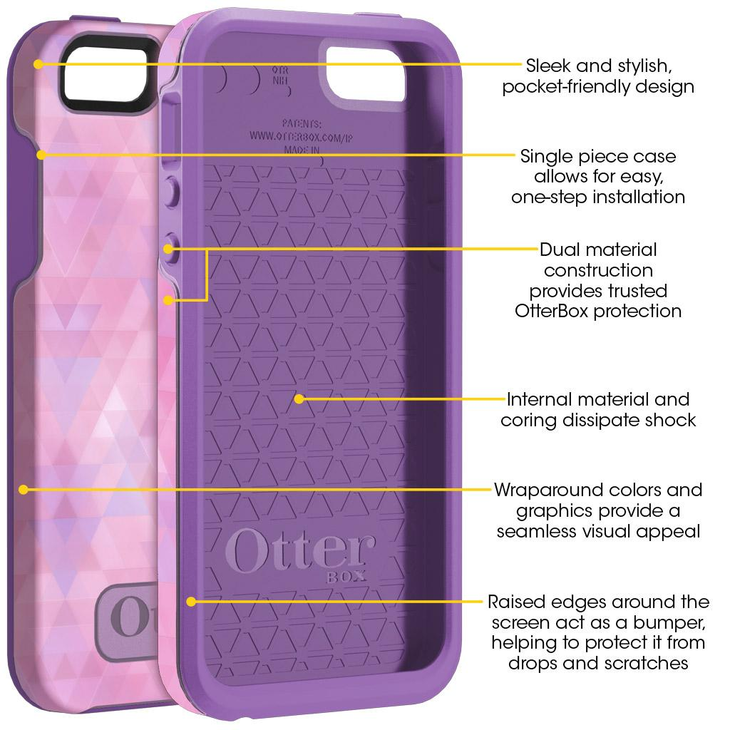 Otterbox Symmetry iPhone 5: 5S - Samsung Galaxy S5 Case - Accessories - Review