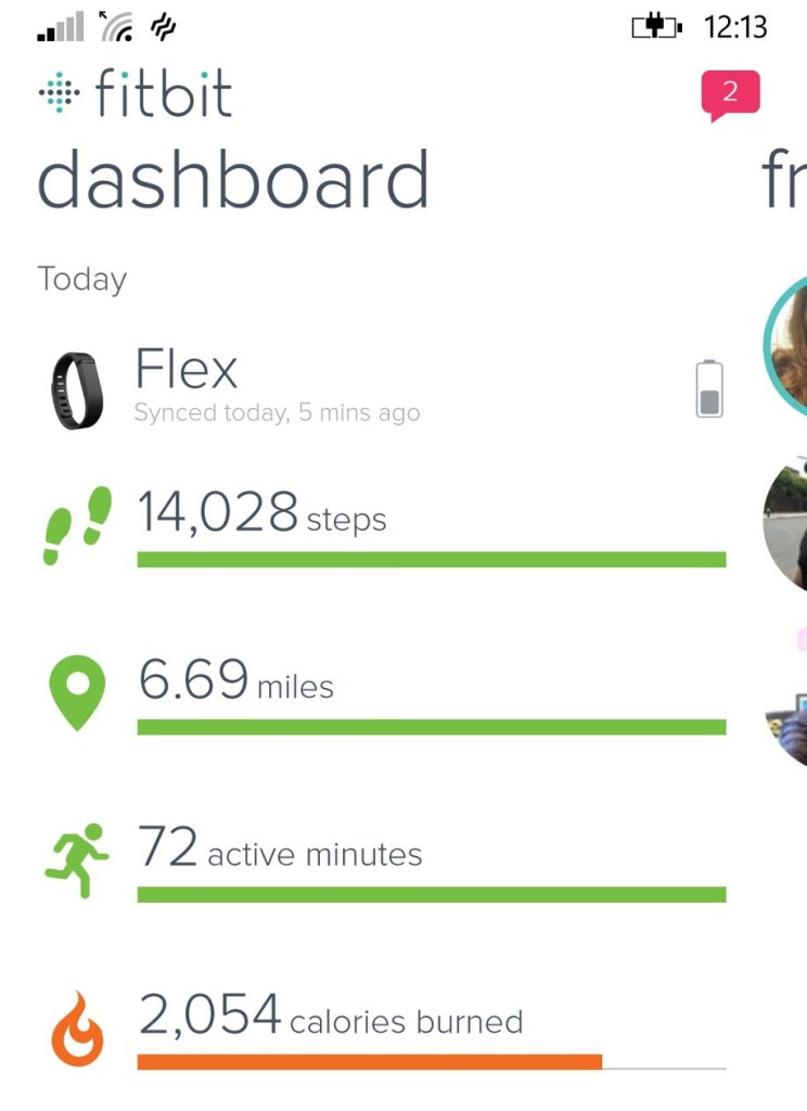Fitbit App Windows Phone 8.1 - Microsoft Windows App Store - Stats