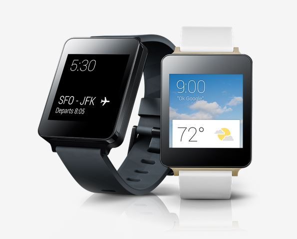 LG G Watch Review - Smartwatch - Black Titan and White Gold