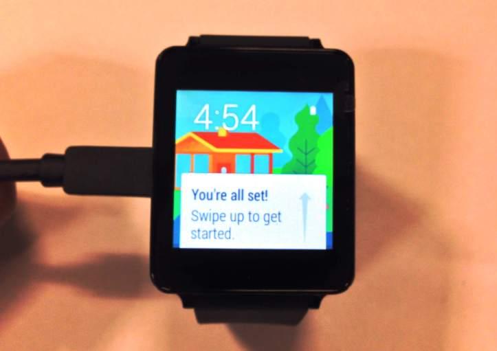LG G Watch Review - Smartwatch - Cruz (4)