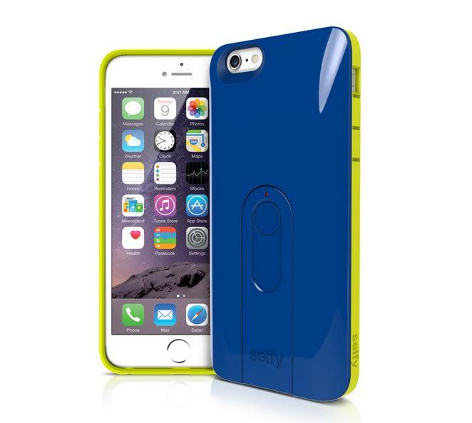 Best Cases for Apple iPhone 6 Plus - #iPhone6Plus - iLuv Selfy Case - Analie Cruz