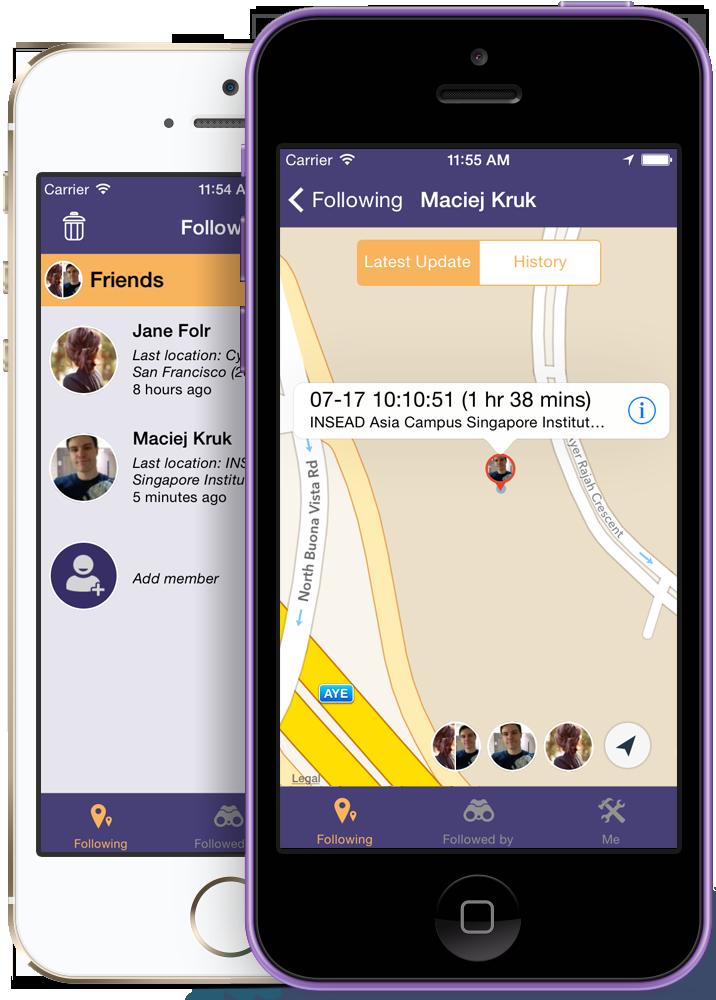Folr App Review - Analie cruz - Features