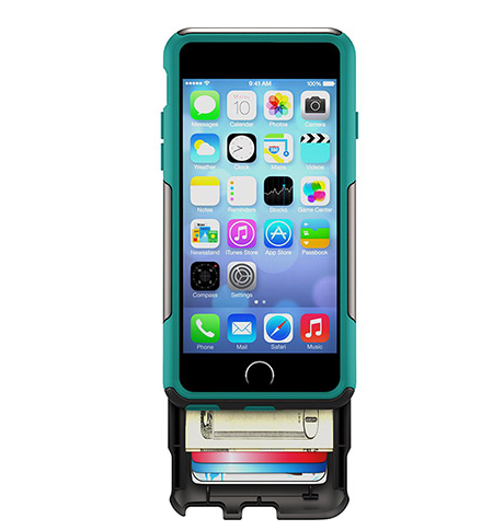 Guide - Best Cases for Apple iPhone 6 - Otterbox Commuter Series Wallet Case for iPhone 6