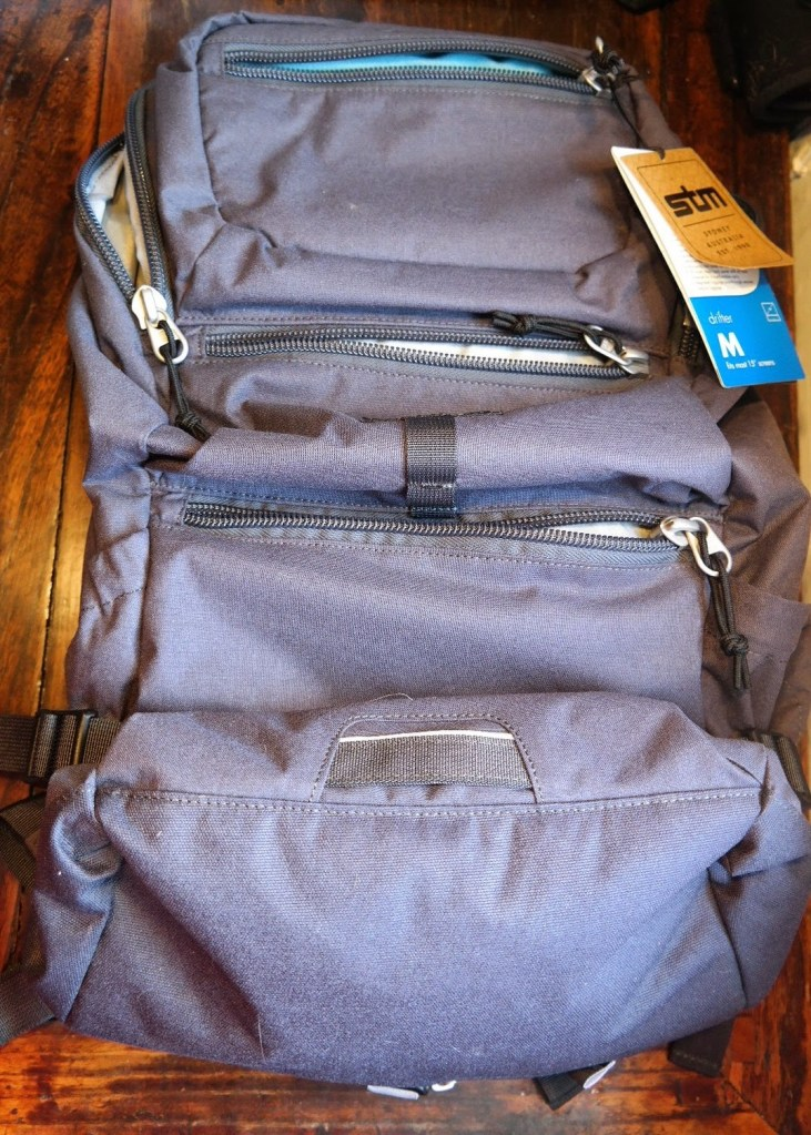 STM Bags - Drifter Backpack Review - Analie Cruz - TWL (2)