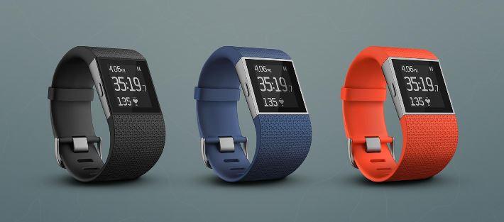 Fitbit Surge Activity Tracker Sports Watch- Analie Cruz