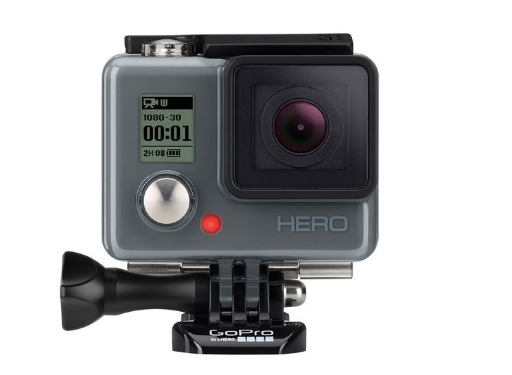 GoPro Hero HD Waterproof Action Camera 1 - Cruz