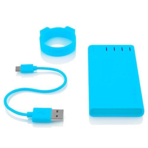 Incipio OffGRID Portable Backup Battery 4000 mAh - Parts Blue