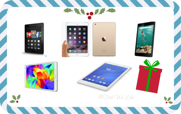 Best Tablets 2014 - Holiday Gift Guide - Analie Cruz