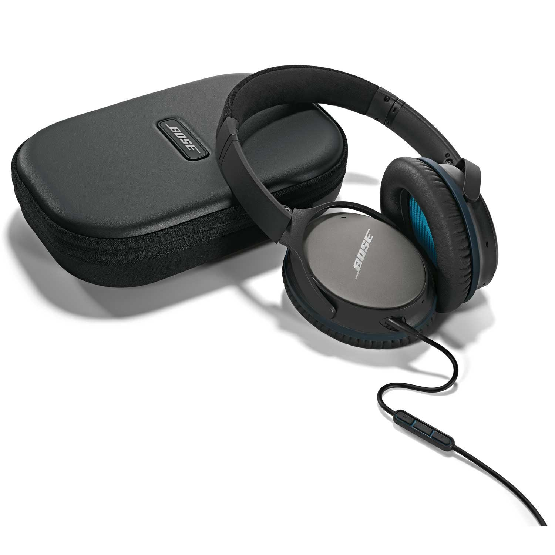 Bose QuietComfort 25 Headphones Review – Noise Canceling and Comfort ...