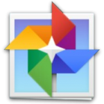 Google+ Stories - Photos App - Auto Awesome - photos pinwheel app icon- Analie Cruz