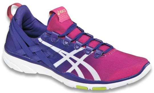 Holiday Gift Guide - Fitness Active Gifts - Asics Gel Fit Sana Training Sneaker