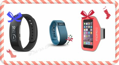 Holiday Gift Guide - Fitness Wellness Health