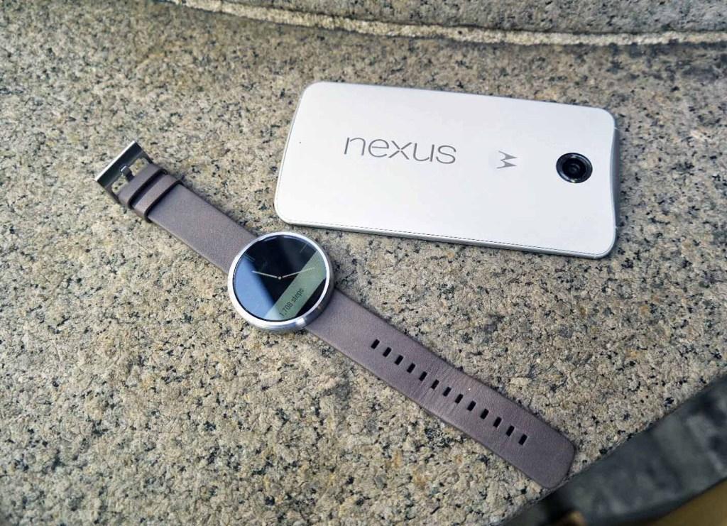 Motorola Moto 360 Review Smartwatch Wearable Tech Android Wear