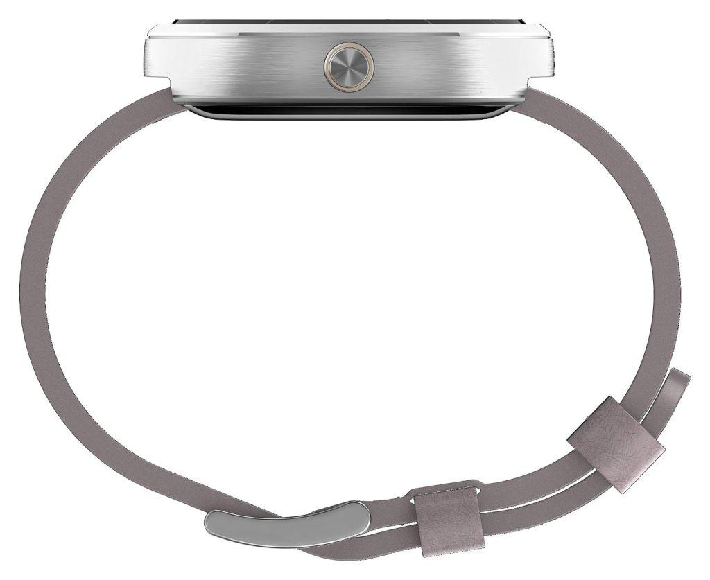 Motorola Moto 360 Review Smartwatch - Wearable Tech - Android Wear - Analie Cruz - Build