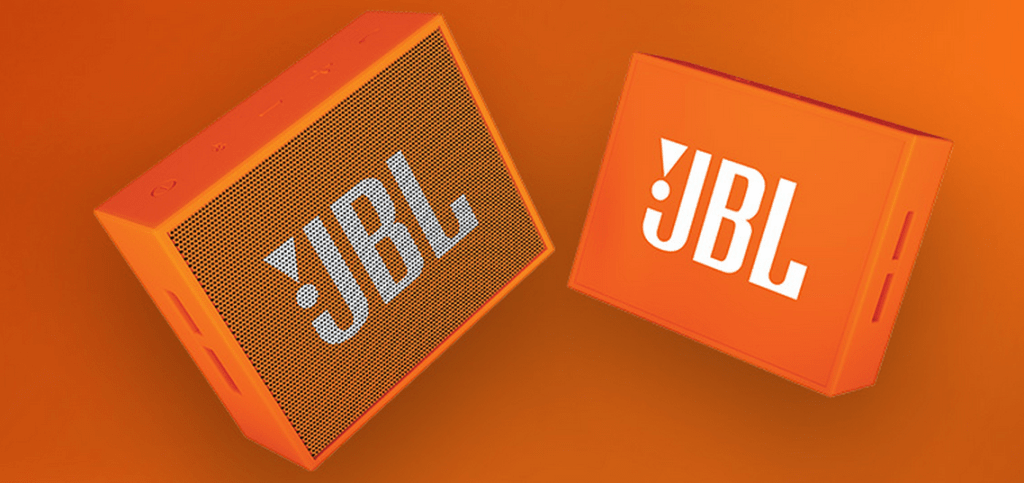 JBL Go - Orange - Analie Cruz