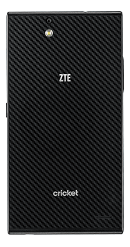 ZTE Grand X Max+ - Back Cricket Wireless - Cruz 1