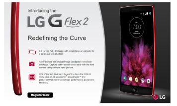 LG G Flex 2 - Sprint - Analie Cruz
