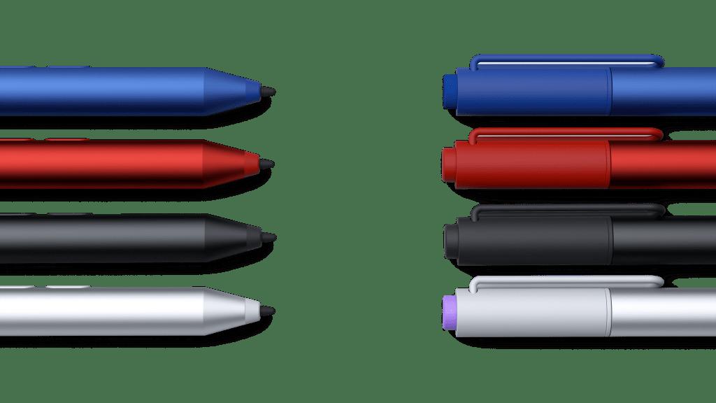 Microsoft Surface  3 Pen_v4_004_silver_black_red_blue - Analie Cruz