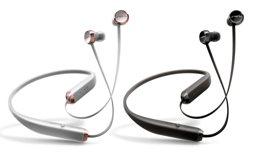 SOL REPUBLIC Shadow Wireless - Black and Grey