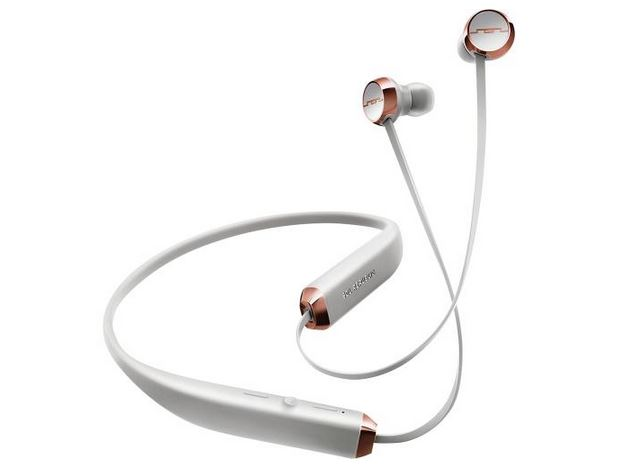 Sol Republic Shadow Wireless Earbud -Rose Gold Headphones - Analie Cruz