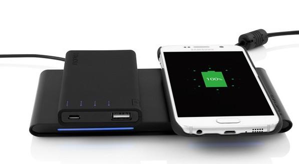 Best Cases for Samsung Galaxy S6 - Galaxy s 6 edge - incipio-ghost-210-qi-wireless-charging-base-Analie Cruz